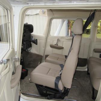 Airtex Interiors Portfolio, 1977 Cessna 172 N