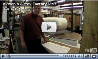AVweb Factory Visit Video · EXCLUSIVE VIDEO: AIRTEXu0027S DIY AIRCRAFT INTERIORS